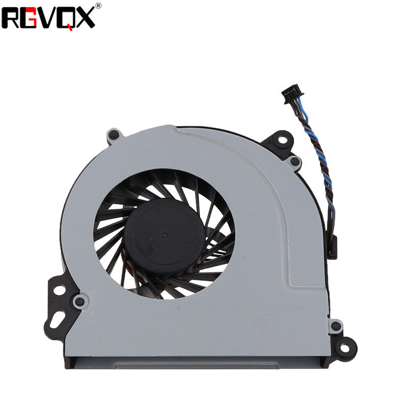 Купить с кэшбэком New Laptop Cooling Fan For HP ENVY 15-J 17-J series PN: 65CFM CPU Cooler Radiator