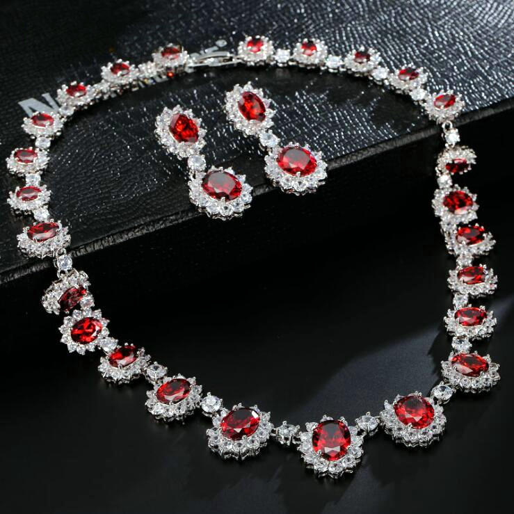 Brand new sparkling flower shape luxury Vintage palace Choker necklace earring jewelry set,wedding accessory bridal jewelry set flower geometric bar choker necklace set