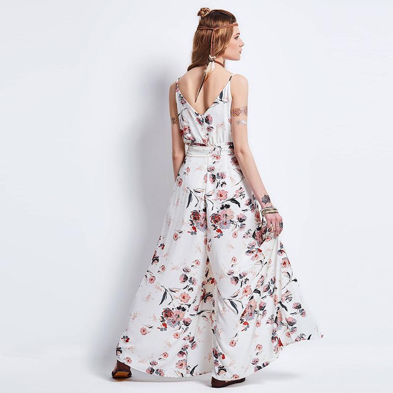 HTB1JmKNQFXXXXbUapXXq6xXFXXX8 - FREE SHIPPING Long Dress Flower Off Shoulder V neck JKP078