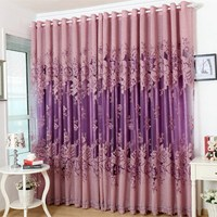 (Get Curtain Buckle) 2016 End Product Curtains European Tulle And Blackout Curtains For Living Room Curtains For Bedroom Kitchen