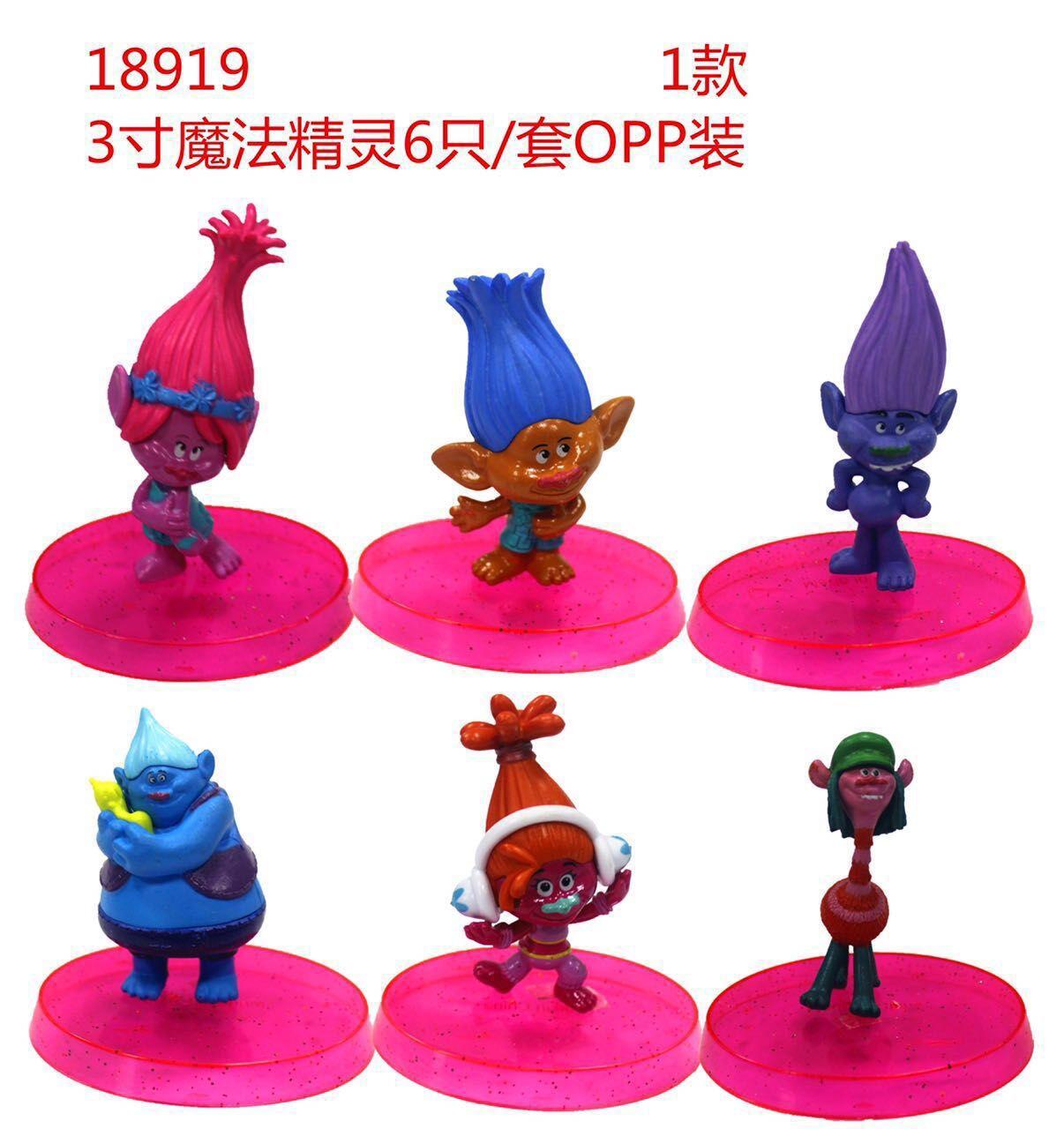 Programa 11x02 (27-10-2017) 'Nier Automata'   2016-6pcs-lot-6cm-pvc-font-b-Japanese-b-font-anime-figure-font-b-troll-b