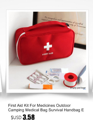 First Assist Package For Medicines Out of doors Tenting Medical Bag Survival Purse Emergency Kits Journey Set Transportable HTB1JmLVGeGSBuNjSspbq6AiipXay