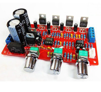 25Wx2 50W LM1875 NE5532 IC Audio Subwoofer Amplifier Assembled Board Module