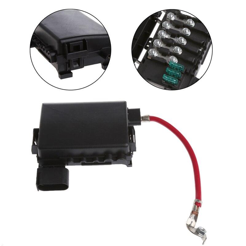 Useful Fuse Box Battery Terminal For VW Beetle Golf Bora Jetta City Car Interior Electronics For DZ BeetleGolfJetta 2018