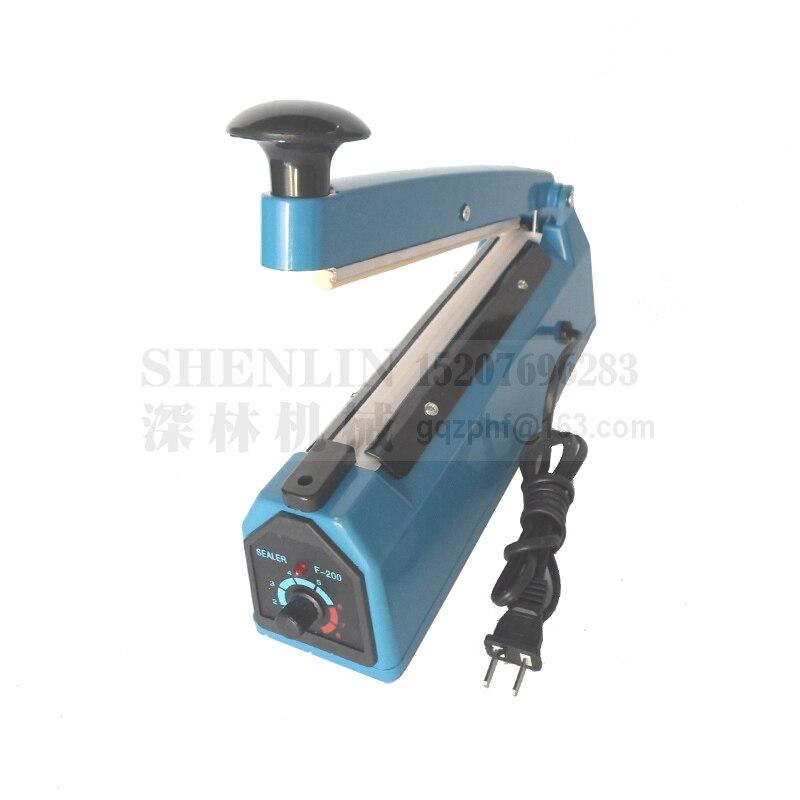 200/300/400/500 / 600mm rankinio sandarinimo mašina rankinis - Įrankių komplektai - Nuotrauka 3
