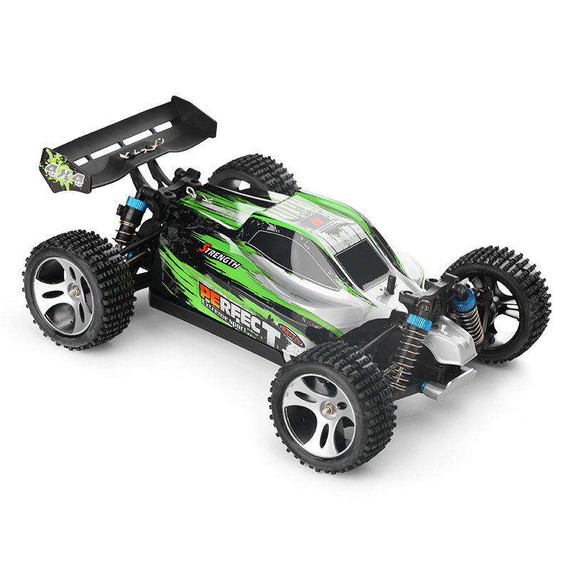 RC Racing Car 1:18 SUV Remote Control Car 2.4GHz 4WD With 35km/hour High Speed RC Electric Car Toy Gift for Kids wl toy electric car rc cars 4wd trucks high speed gift for kids l969 l212 souptoys