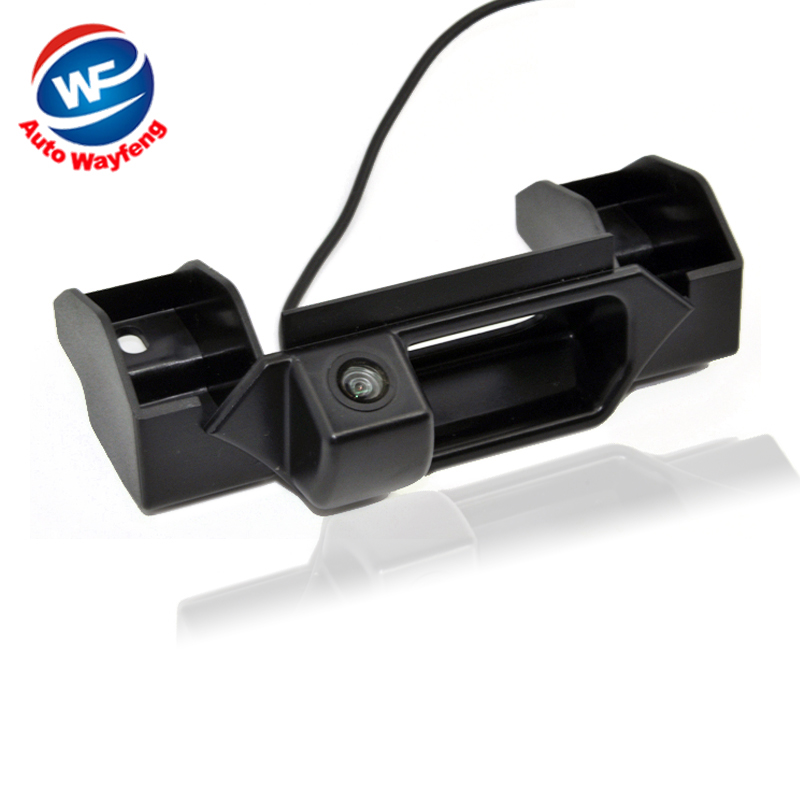 Rear View Camera Waterproof High Definition Color Wide Viewing Angle License Plate Car Camera for Grand Vitara 2005-2017 SX4 2006-2014 S-Cross 2013 LYNN Vehicle Backup Camera