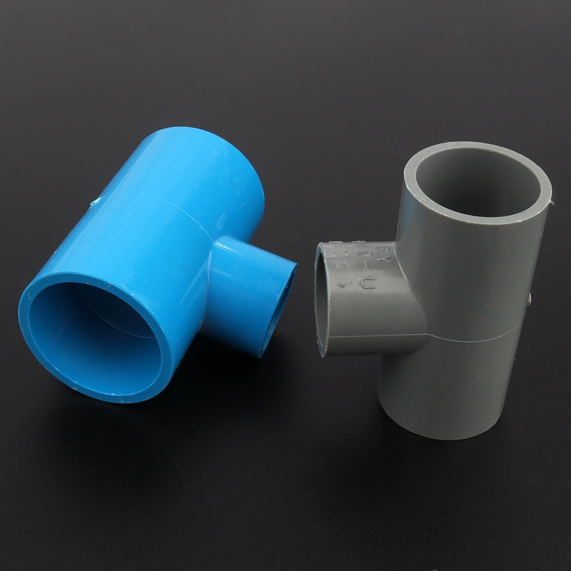 Pipes /& Hoses 15pcs 40 50mm To 20~40mm PVC Reducing Straight Joints Garden Irrigation Water Pipe Connectors Aquarium Tank DIY Tools Tubes Color : 40 20mm, Diameter : Blue
