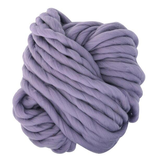 Tienda Online Nueva 20 colores suave lana Roving voluminoso grueso ...
