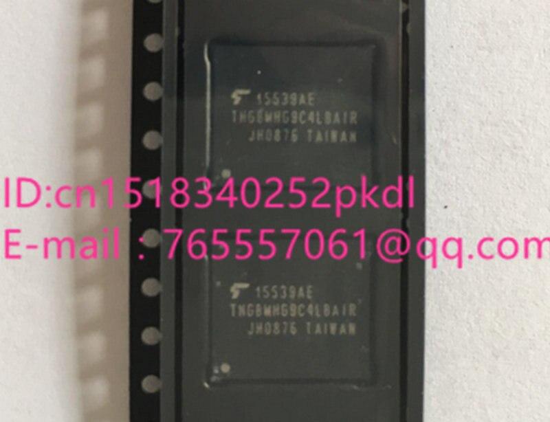 (1PCS) (2PCS) (5PCS) (10PCS)  100% new original     THGBMHG9C4LBAIR  BGA   Memory chip 1pcs 2pcs 5pcs 10pcs 100% new original kmr310001m b611 bga memory chip