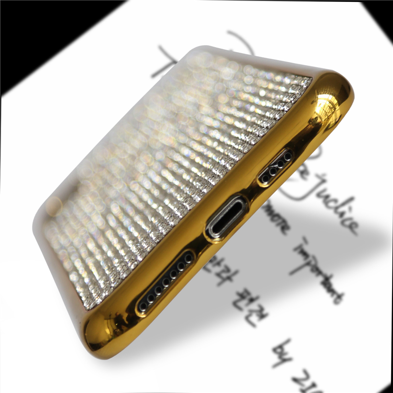 Razor - Diamond Plating Case for iPhone
