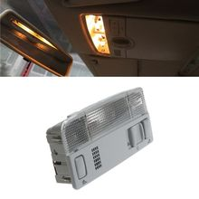 Car Interior Reading Light Roof Dome Lamp for VW Passat B5 Golf 4 Bora Polo Caddy Fabia Touran Reading Car Working Light Lamp цена