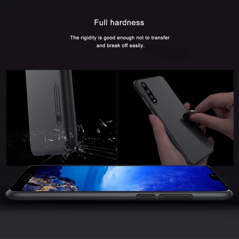 Per Il caso di Huawei P20 Pro NILLKIN Super Frosted Shield opaco copertura posteriore dura di caso della copertura di Huawei P20