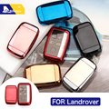 Airspeed для Land Rover Key Case Evoque Discovery 4 3 Freelander 2 Jaguar XF F Pace X-Type аксессуары для Land Rover Key Cover