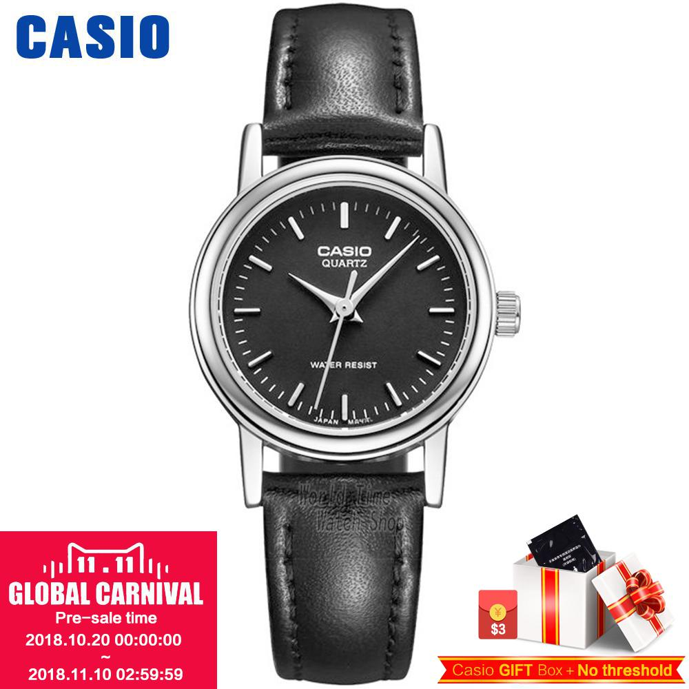 Casio watch Simple and elegant female LTP-1095E-1A LTP-1095E-7A LTP-1095E-7B LTP-1095Q-1A LTP-1095Q-7A LTP-1095Q-9A casio ltp 1129g 7a