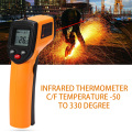 GM320 Digital Laser LCD Display Non-Contact IR Infrared Thermometer -50 to 380 C Auto Temperature Meter Sensor Gun
