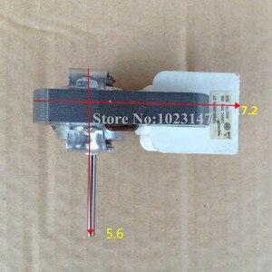 Image 3 - O forno de microondas parte 2 fã do pino motop 220v 18w motor YZ E6120 MDT 10CEF para galanz, midea etc!