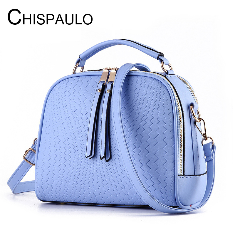 6 Colors Women Messenger Bags Small Size Flap PU Leather Crossbody Shoulder Bag For Girls Two