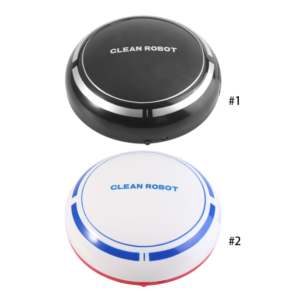 USB Rechargeable Sweeping Robot