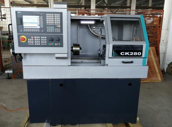 LCK280 CNC metal lathe machine