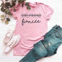 49afdbd57 Girlfriend Fiance Shirt Future Mrs I Said Yes Engagement tshirt Women funny  tees tops tarantino womens