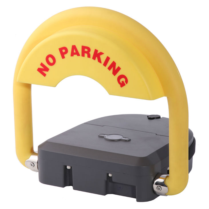 Waterproof out door used automatic remote control parking barrier parking lock / Blockade with battery powered