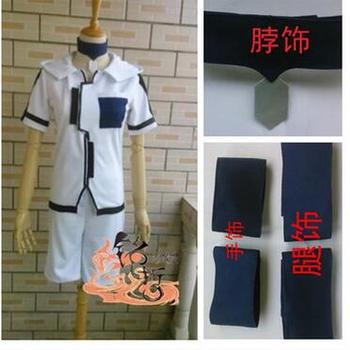 New Anime Seraph of the end Cos Yuichiro Hyakuya Mikaela Hyakuya Cosplay Halloween Orphanage Clothes Set summer Woman And Man Se image