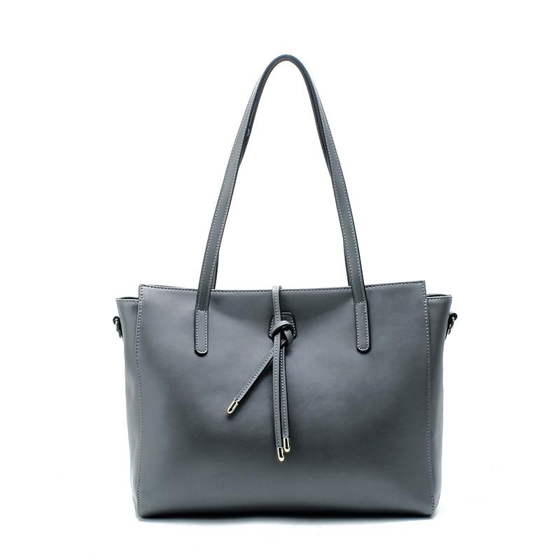 ФОТО Fashion genuine leather shoulder bag simple brand women leather handbag  Fashion women crossbody bags  genuine leather bag