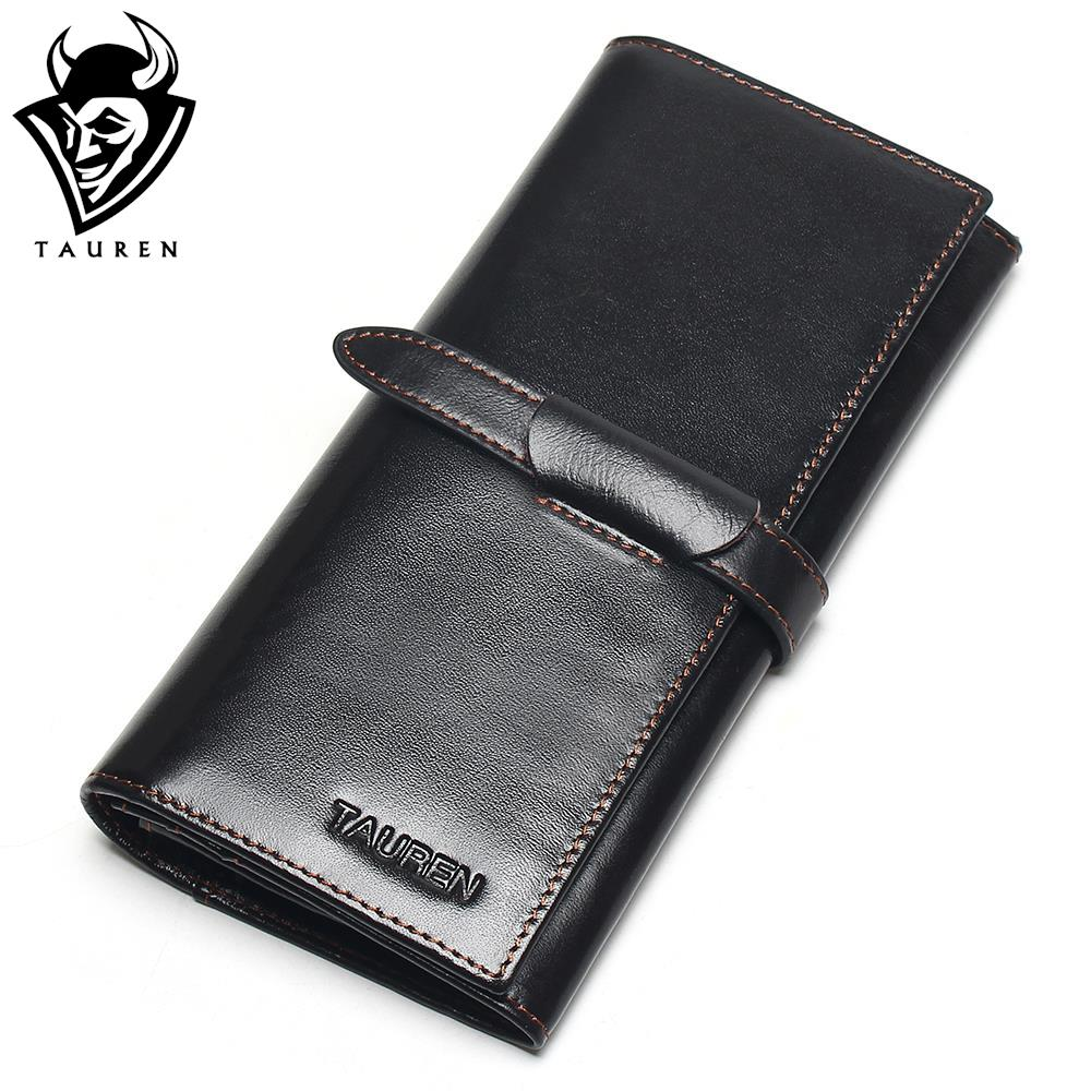 100% Genuine Leather Cowhide High Quality Vintage Solid Color Men Long Wallet Coin Purse Vintage Designer Male Carteira Wallets vintage genuine leather wallets men fashion cowhide wallet 2017 high quality coin purse long zipper clutch large capacity bag