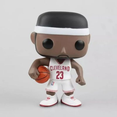 Funko pop NBA-Lebron James Vinyl Figure  Model Toy with IN Box