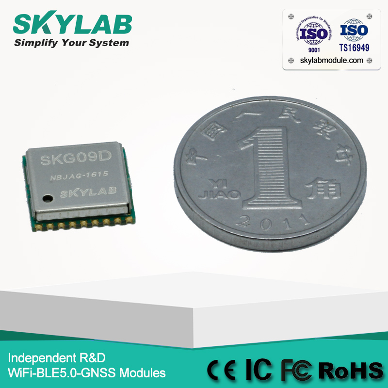 SKG09D MT3333 GNSS módulo receptor GPS