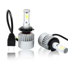 Sunmeg Car Headlight H7 led Fog Lights Led H4 Car Bulbs for Auto H1 led 6500K COB Chip 72W 8000LM H8 H9 H11 LED Lamp for Auto
