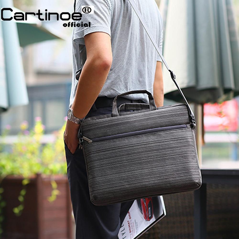 Vattentät bärbar dator väska 15.6 14 13 12 tum laptop axel - Laptop-tillbehör