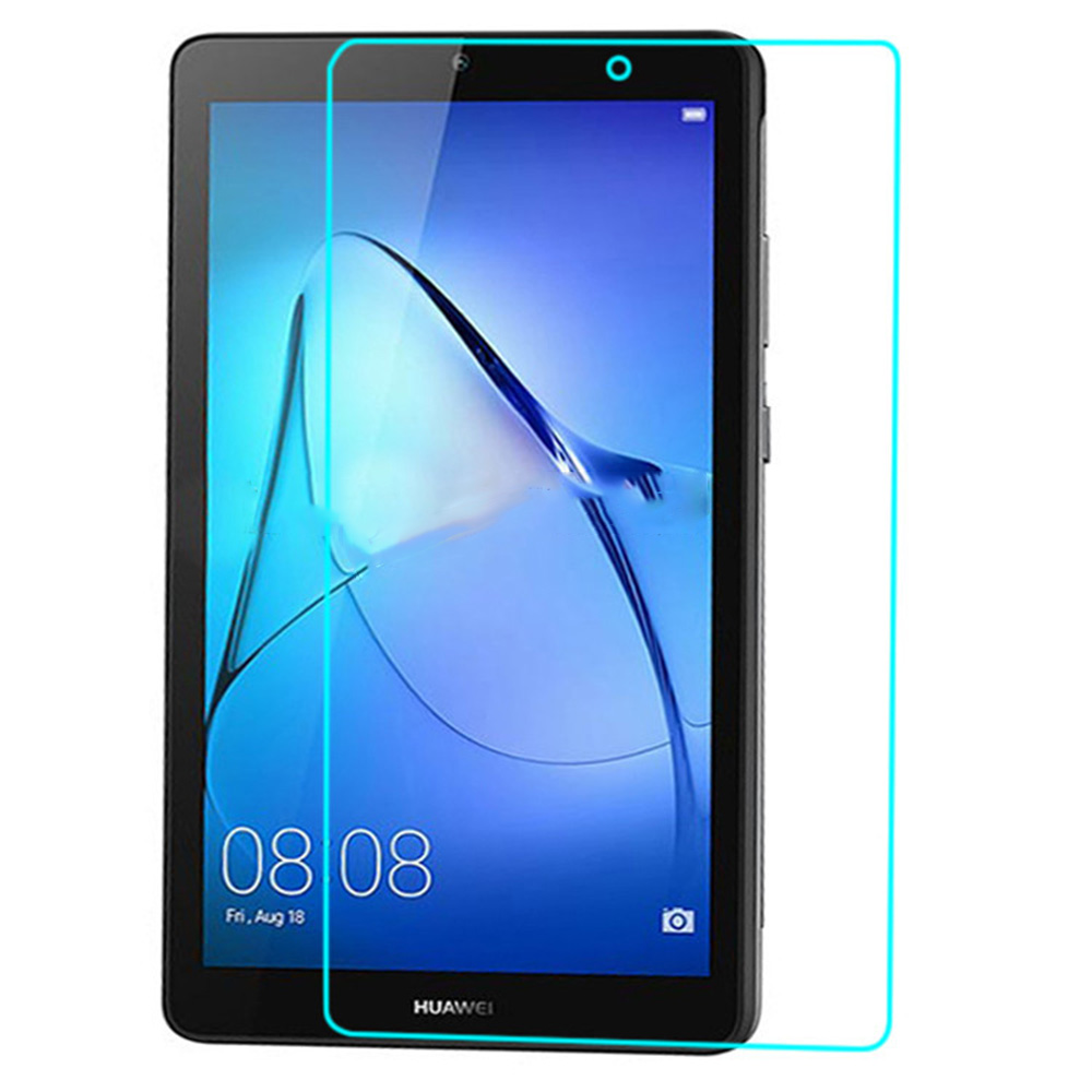 Screen Protector for Huawei BG2-W09 0.3mm 2.5D 9H Tempered Glass for Huawei MediaPad T3  ...