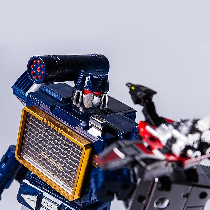 Oyuncaklar ve Hobi Ürünleri'ten Aksiyon ve Oyuncak Figürleri'de KBB Boy THF 01J Bant Dönüşüm Oyuncaklar Film 5 Klasik Aksiyon Figürü MP13 Deformasyon Robot Koleksiyonu Brinquedos Oyuncaklar'da  Grup 2