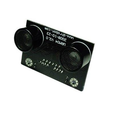 Livraison gratuite URM04 RS485 Compensation de température capteur à ultrasons Compatible pour Arduino URM04 v2.0 Module à ultrasons