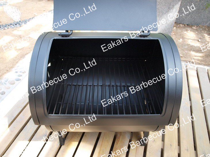 SMOKER GRILL FOR SALE PORTABLE SMOKER GRILL Cast Iron Charcoal Grill Side  Box Smoker Barbecue Sliding Drawer Steel NEW In BBQ Grills From Home U0026  Garden On ...