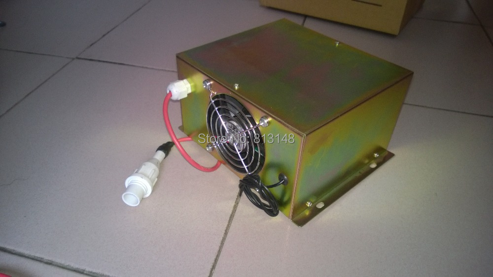 80W Co2 Laser Power Supply AC220V for Co2 Laser Engraving and Cutting Machine co2 laser machine laser path size 1200 600mm 1200 800mm