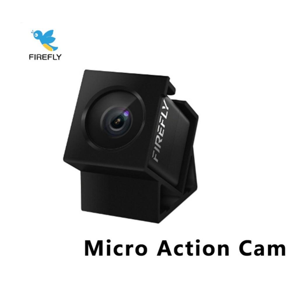 лучшая цена Hawkeye Firefly 160 Degree HD 1080P FPV Micro Action Camera Mini Cam DVR Built-in Mic for RC Drone