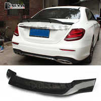 W213 Carbon fiber sppoiler Replacement New style spoiler Trunk Tail wing for Mercedes E Class W213