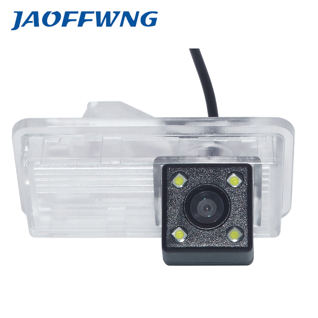 US $12 69 49% OFF|Hot sale car rear view camera for Toyota Crown 2015 16  parking camera ccd with LEDS night vision wide angle waterproof-in Vehicle
