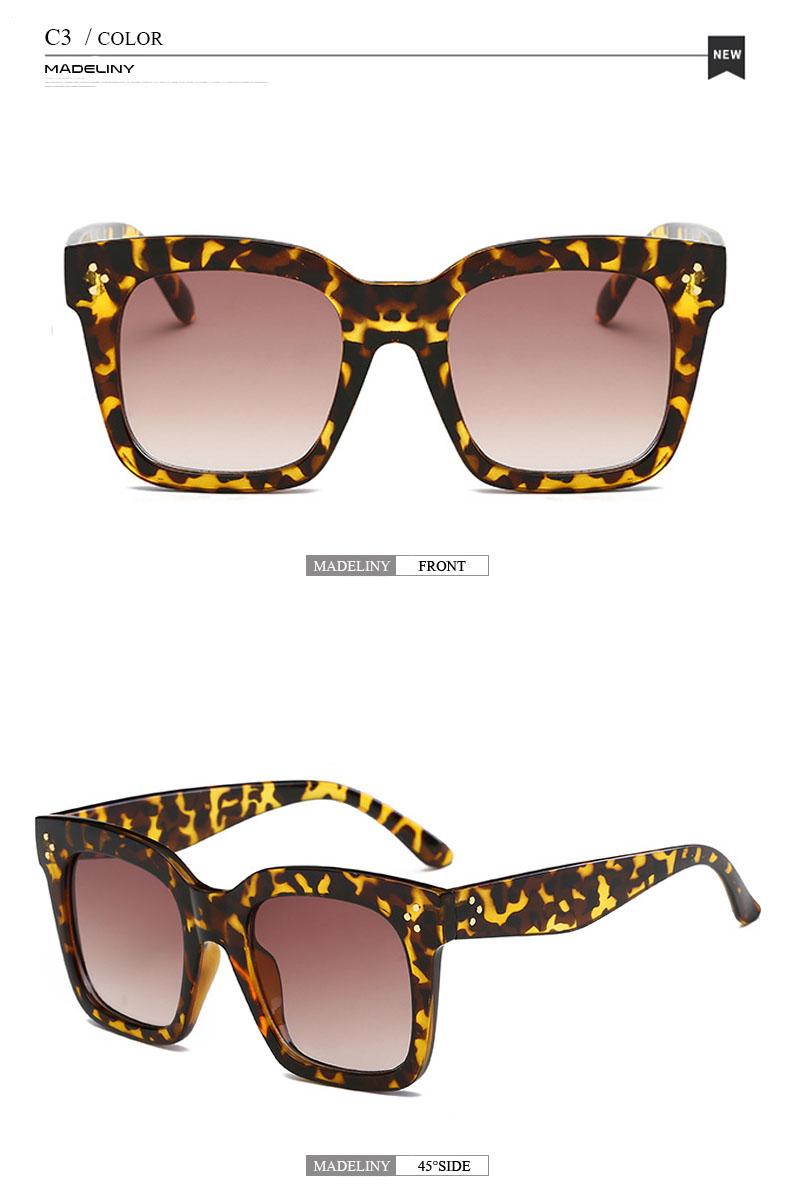 HTB1JmWcdhPI8KJjSspoq6x6MFXaq - MADELINY Fashion Sunglasses Women Vintage Brand Design Square Luxury Sun glasses Big Frame Shades Eyewear Oculos UV400 MA033