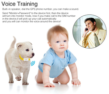 TK909 GPS Tracker for Kids Pet Animal global mini gps pet tracker waterproof long battery gps locator colorful pet collar choose
