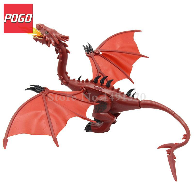 POGO Desolation of Smaug The Hobbit 79018 The Lonely Mountain Dol Guldor Battle