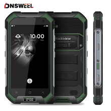 Blackview BV6000S Smartphone 4G Waterproof IP68 4.7″ HD MT6737 Quad Core Android 6.0 Mobile Phone 2GB+16GB 8MP Camera Cell phone