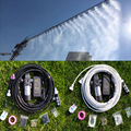 E084 12 V Verneveling Pomp 160PSI Hoge Druk Booster Membraanwaterpomp Spuit