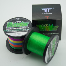 9 Strands PE Braided Fishing Line 1000m Multifilament Fishing Line 9 Braid PE Rope Carp-Fishing Deal with
