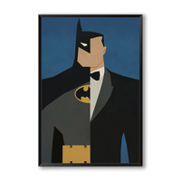 Superhero Avenger Batman Iron Man Marvel Comics Canvas Painting Print Poster Picture Wall art for living room Home Decoratio oil