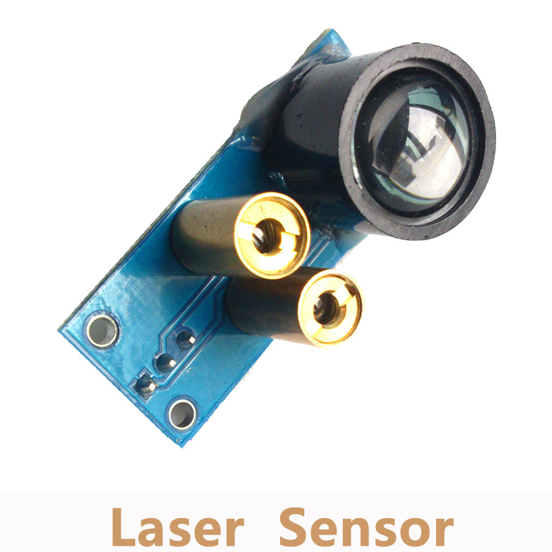 Laser Sensor Diffuse Reflectance Detector Module for Arduino Obstacle Detection Smart Car Module LS002