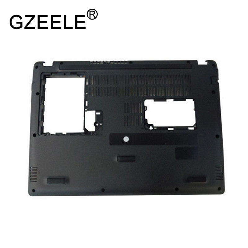 GZEELE New for Acer Aspire A314-31 A515-51 A515-51G Lower Bottom Case base cover 60.SHXN7.003 laptop shell